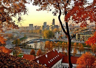 Vilnius - Clemenceau voyages Perpignan