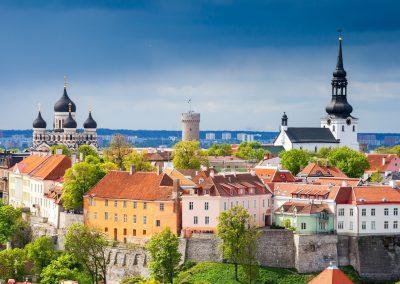 les-pays-baltes-Départ Perpignan - Clémenceau voyages