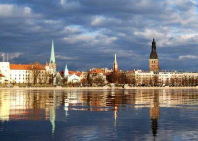 Riga - Clemenceau voyages Perpignan