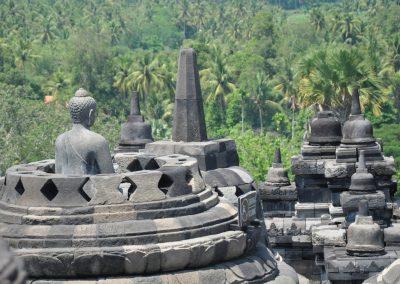 Indonésie départ Perpignan Clémenceau voyages Borobudur 7