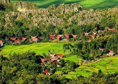 Indonésie départ Perpignan Clémenceau voyages Pays Toraja
