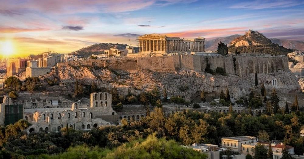 LA GRECE – ODYSSEE CLASSIQUE