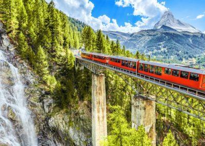 Suisse trains de légendes départ Perpignan Clémenceau voyages 2020 (15)