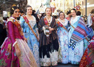 Fallas de Valencia départ Perpignan - clémenceau voyages (1)