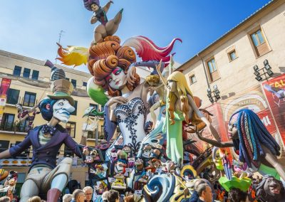 Fallas de Valencia départ Perpignan - clémenceau voyages (10)