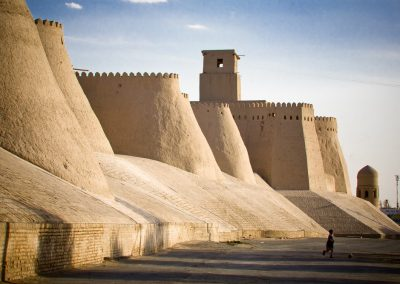 Khiva Old Town Walls